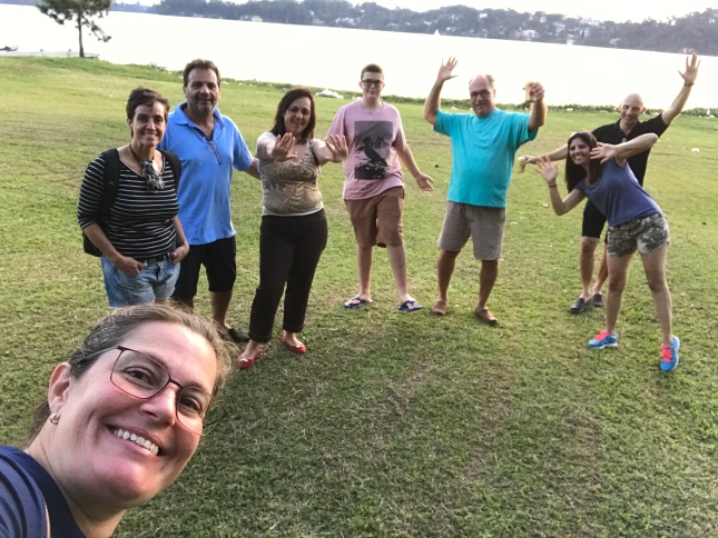 Turma do Fundão @ sunset