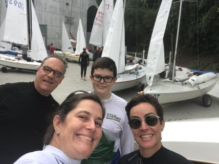 Pasta Sailing team